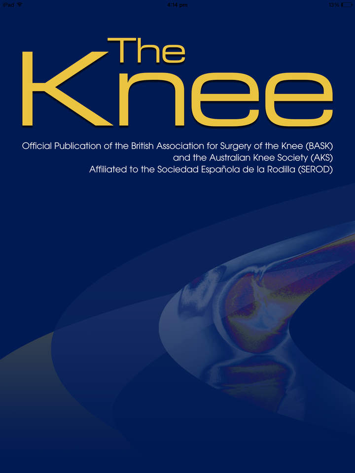 Professional British Association For Surgery Of The Knee